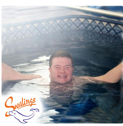Disablitiy Swimming