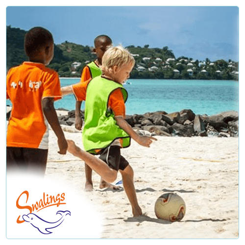 Youth Beach Football League