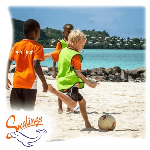Youth Beach Football League
