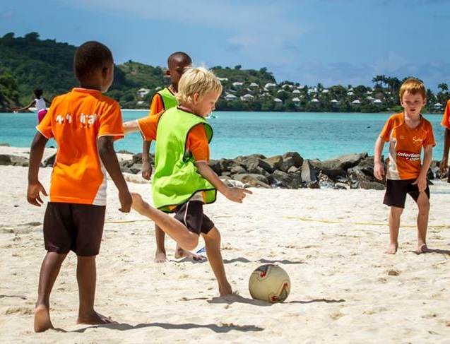Match Day 3: Swalings Youth Beach League 24th September 2016