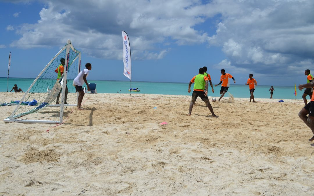 Swalings Beach League – Week 3 Sponsored by Jayden Henry. Sat 24th Sept