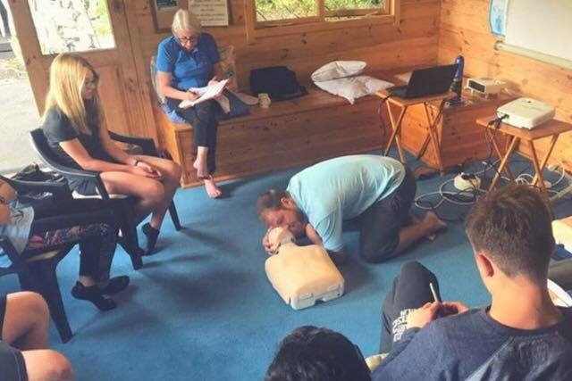 Swalings Staff Renew Training Qualifications